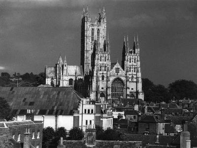 Canterbury Cathedral--Photographic Print