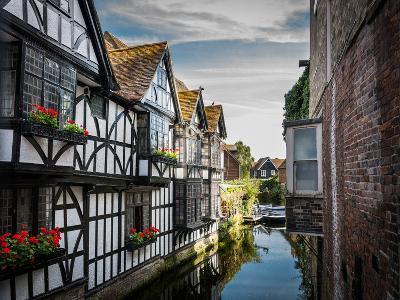 Canterbury River-LevT-Photographic Print