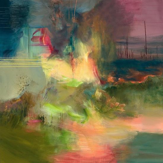 Canto Gitano-Emilia Arana-Art Print