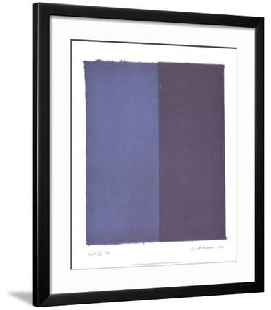 Canto VIII-Barnett Newman-Framed Collectable Print