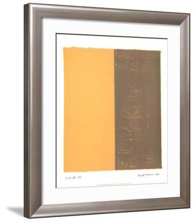 Canto XIII-Barnett Newman-Framed Collectable Print