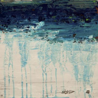Canvas 2 Lithosphere 115-Hilary Winfield-Giclee Print