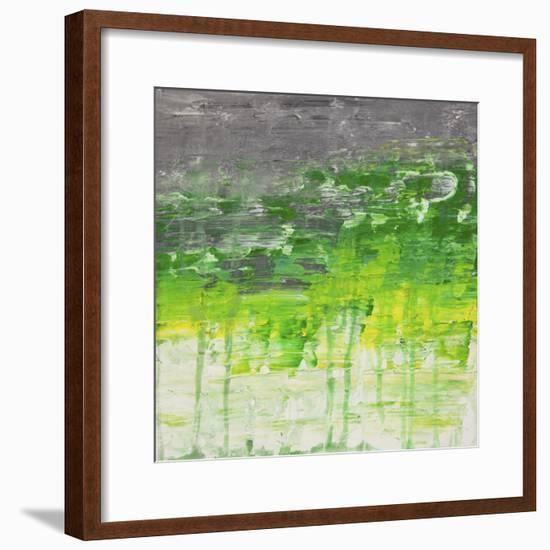 Canvas 3 Lithosphere 115-Hilary Winfield-Framed Giclee Print