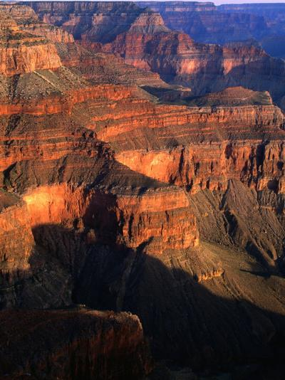 Canyon at Pima Point, Grand Canyon National Park, USA-John Elk III-Photographic Print