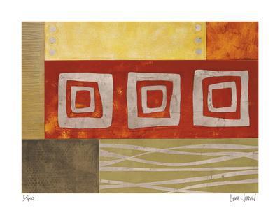 Canyon Dance I-Leigh Jordan-Giclee Print