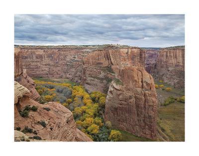 Canyon de Chelly National Park II-Don Paulson-Giclee Print