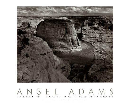 canyon de chelly art print by ansel adams. Black Bedroom Furniture Sets. Home Design Ideas