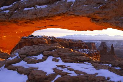 Canyon Lands National Park III-Ike Leahy-Photographic Print