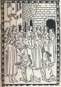 Canzone a Ballo, 1568, (1917)