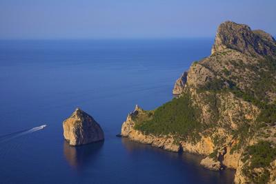 Cap De Formentor, Mallorca, Spain, Europe-Neil Farrin-Photographic Print