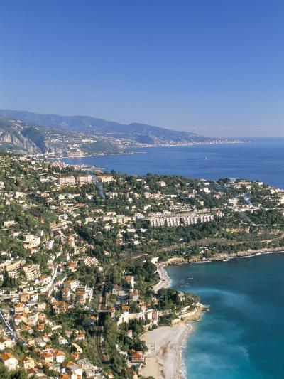 Cap Martin, Cote D'Azur, Alpes-Maritimes, Provence, French Riviera, France, Mediterranean, Europe-Sergio Pitamitz-Photographic Print