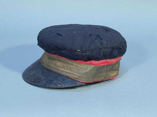 Cap with a Gold Band Worn by David Livingstone--Giclee Print
