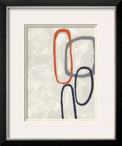 Capacity I-Chariklia Zarris-Framed Art Print