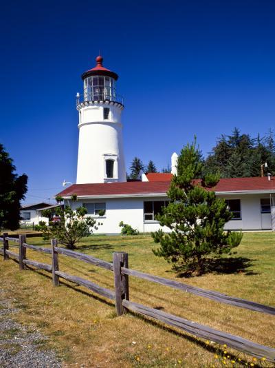 Cape Blanco Lighthouse, Port Orford, Oregon, USA-Bernard Friel-Photographic Print