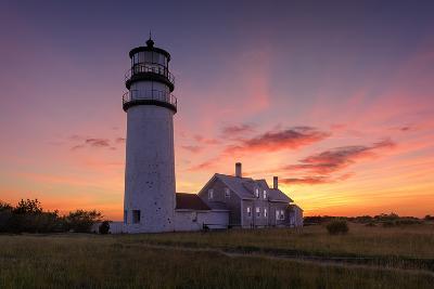 Cape Cod Sunset-Michael Blanchette Photography-Photographic Print