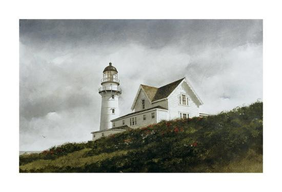 Cape Elizabeth-Douglas Brega-Art Print