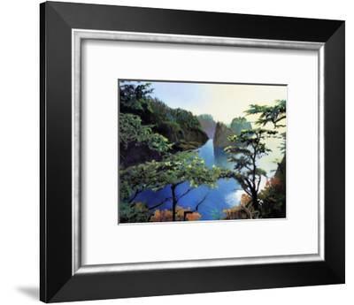 Cape Flattery-Max Hayslette-Framed Premium Giclee Print