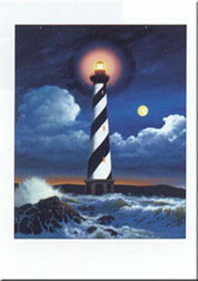 Cape Hatteras Light--Art Print