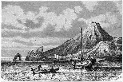 Cape Horner, Japan, 1895-Armand Kohl-Giclee Print