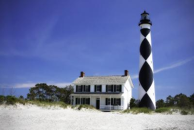 Cape Lookout Light I-Alan Hausenflock-Photographic Print