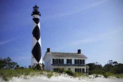 Cape Lookout Light II-Alan Hausenflock-Photographic Print