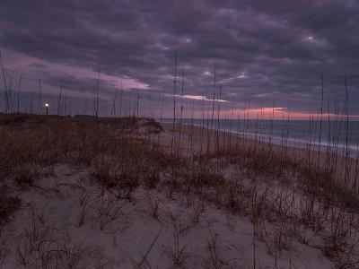 Cape Lookout Lighthouse on the Outer Banks of North Carolina-Jay Dickman-Photographic Print