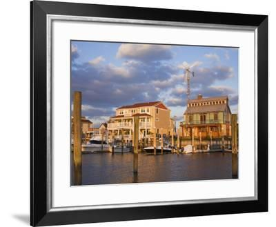 Cape May Harbor, Cape May County, New Jersey, United States of America, North America-Richard Cummins-Framed Photographic Print