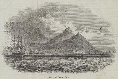 Cape of Good Hope--Giclee Print