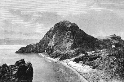 Cape Sam-Lourenco, Eastern Headlands of Madeira, 1895--Giclee Print