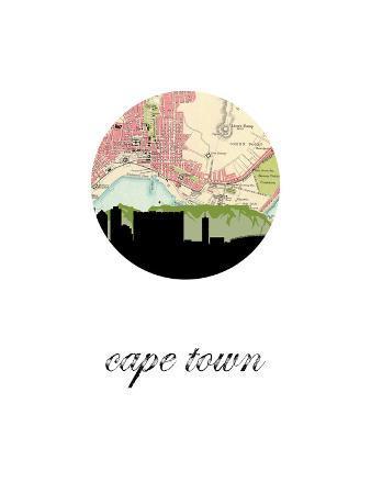 cape-town-map-skyline