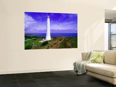 Cape Wickham Lighthouse-Christopher Groenhout-Wall Mural