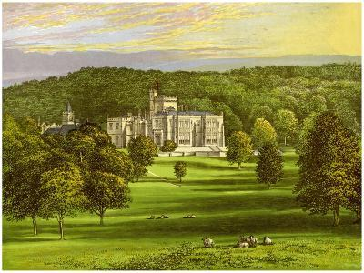Capernwray, Lancashire, Home of the Marton Family, C1880-AF Lydon-Giclee Print