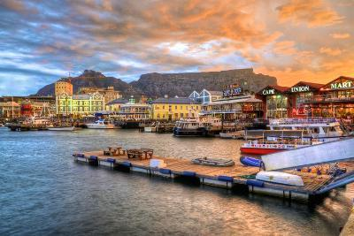Capetown South Africa-lhboucault-Photographic Print