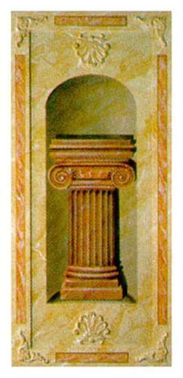 Capital II-Marina Mariani-Art Print