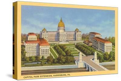 Capitol Park Extension, Harrisburg