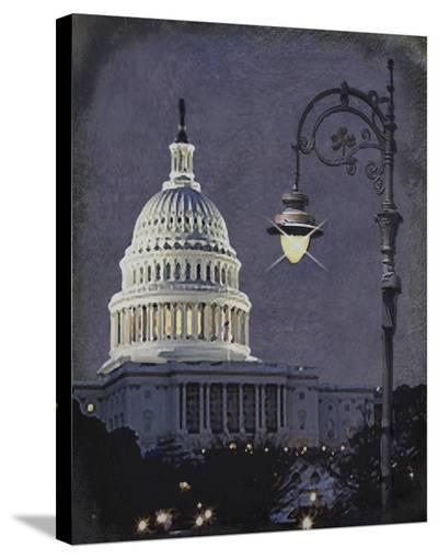 Capitol-Karen J^ Williams-Stretched Canvas Print