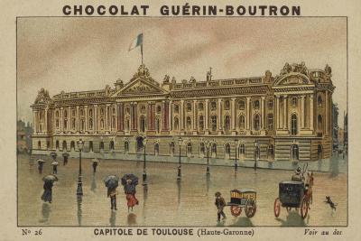 Capitole De Toulouse, Haute-Garonne--Giclee Print