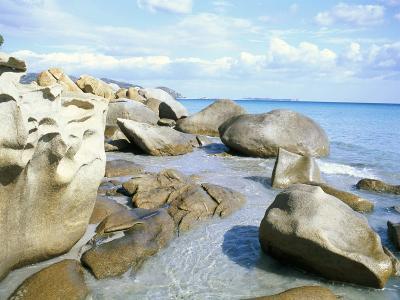 Capo Boi, Southeast Coast, Island of Sardinia, Italy, Mediterranean-Oliviero Olivieri-Photographic Print