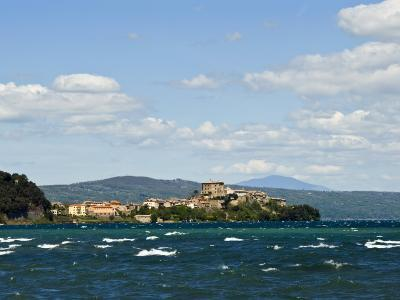 Capodimonte, Lake of Bolsena, Viterbo, Lazio, Italy, Europe-Tondini Nico-Photographic Print
