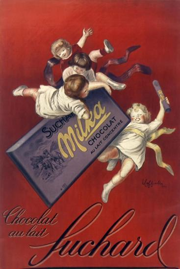 Capp Suchard Red-Vintage Apple Collection-Giclee Print