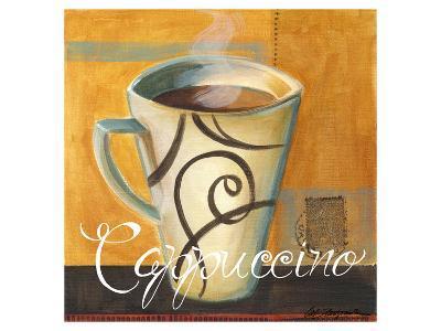 Cappuccino-Cathy Hartgraves-Art Print