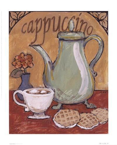 Cappuccino--Art Print
