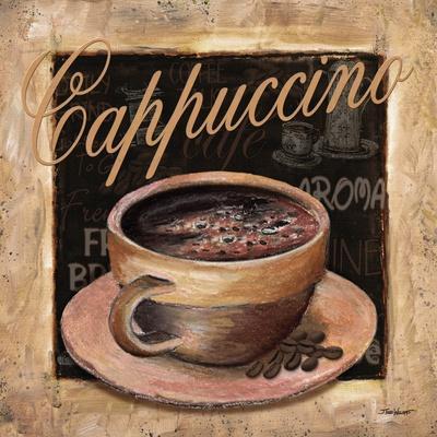 Cappuccino-Todd Williams-Art Print
