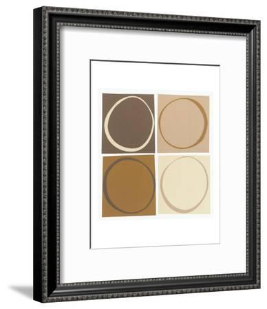 Cappucino-Denise Duplock-Framed Art Print