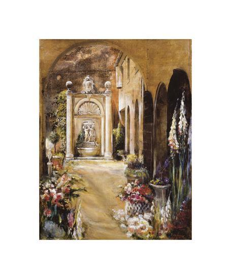 Capranica-Mary Dulon-Giclee Print