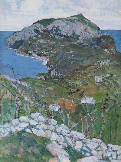 Capri, c.1904-Maurice Greiffenhagen-Giclee Print