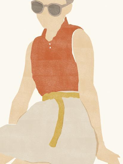 Capri Elite-Aurora Bell-Giclee Print