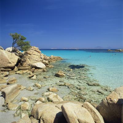 Capriccioci, Costa Smeralda, Sardinia, Italy, Mediteranean, Europe-John Miller-Photographic Print