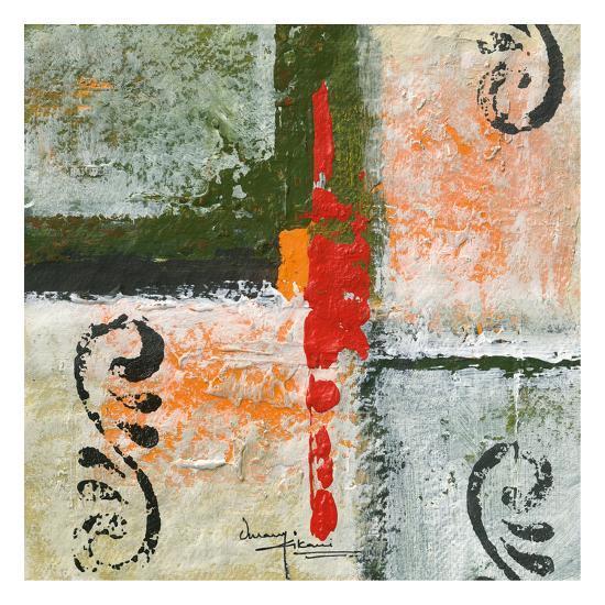 Capricious 2-Umang Umang-Art Print