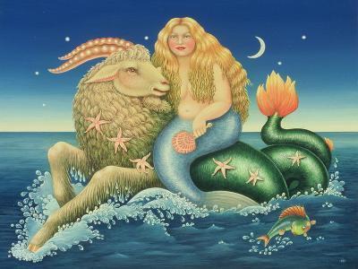 Capricorn, 1992-Frances Broomfield-Giclee Print